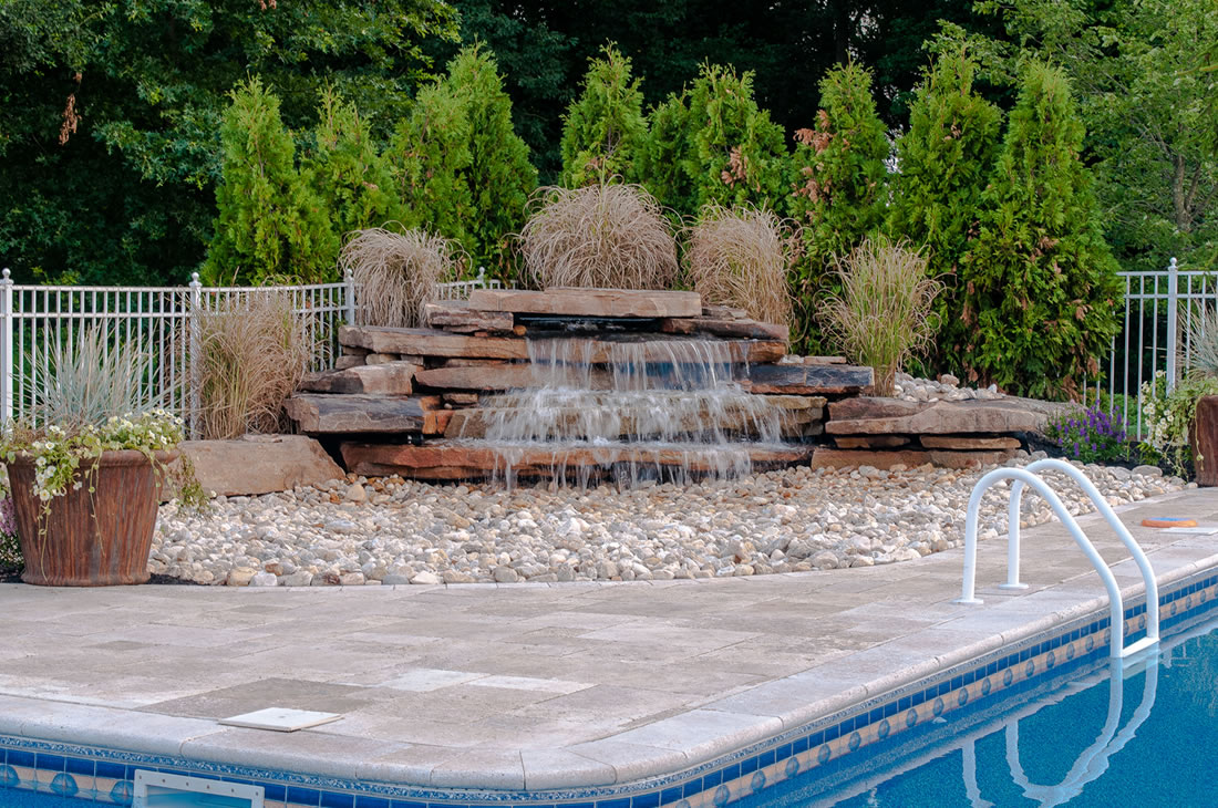 Water Features Hardscaping Longford Landscape